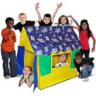 COTTAGE PLAY TENT HOUSE FOR KIDS-WS