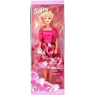 Betty Barbie Dolls