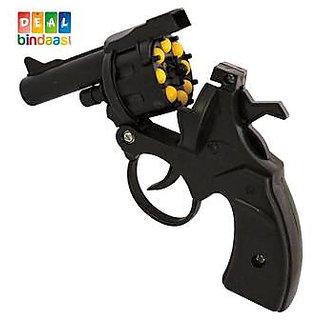 DealBindaas Revolver Gun Toy With 100 BB Shots-WS