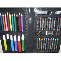 42pcs Color Set PencilCrayonsOil PastelSketch Pen Gift Product-WS