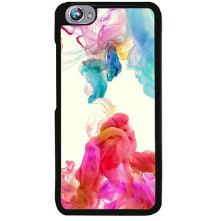 Micromax Canvas Fire 4 A107 Printed Back Cover by Print Vale