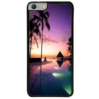 Micromax Canvas Knight 2 E471 Printed Back Cover by Print Vale