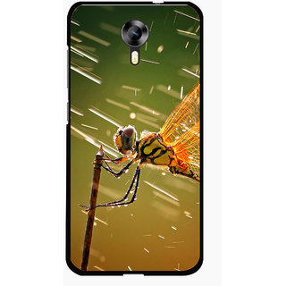 Micromax Canvas Xpress 2 E313 Printed Back Cover by Print Vale