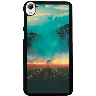 HTC Desire 826 Printed Back Cover by Print Vale