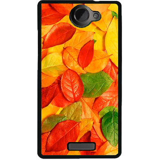 HTC One X Printed Back Cover by Print Vale