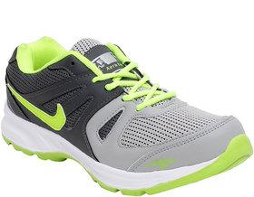 Smart Wood Men'S Gray Running Shoes