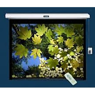 Motorised Projector Screen Size 110 Diagonal 16 Ratio 9 A++++ D Series Pro