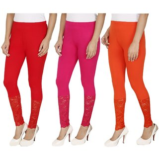 By The Way Net Bottom Legging (Pack of 3)