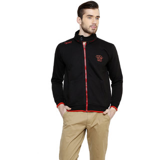 Freak'N Black Collar Sweatshirt for Men