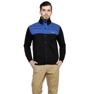 Freak'N Blue High Neck Sweatshirt for Men