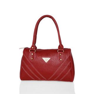 Lady queen maroon casual bag LQ-318