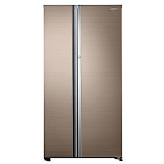 Samsung RH62K60177P/TL Frost Free Freezer-on-Top Free-Standing Refrigerator (674 Ltrs 3...