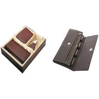 SUSHA Gents Wallet, Ladies Wallet, Key Ring,Passport Holder Combo (SS-804SS-844)