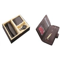 SUSHA Gents Wallet, Ladies Wallet, Key Ring,Passport Holder Combo (SS-806SS-847)