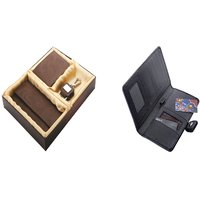 SUSHA Gents Wallet, Ladies Wallet, Key Ring,Passport Holder Combo (SS-807SS-846)