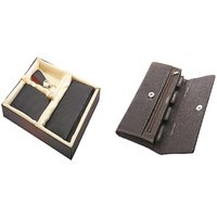 SUSHA Gents Wallet, Ladies Wallet, Key Ring,Passport Holder Combo (SS-808SS-844)