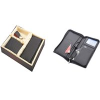 SUSHA Gents Wallet, Ladies Wallet, Key Ring,Passport Holder Combo (SS-808SS-845)