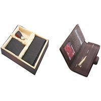 SUSHA Gents Wallet, Ladies Wallet, Key Ring,Passport Holder Combo (SS-808SS-847)