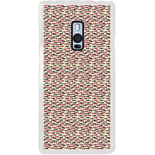 ifasho Modern Art Design Pattern Lot of fish Back Case Cover for OnePlus 2