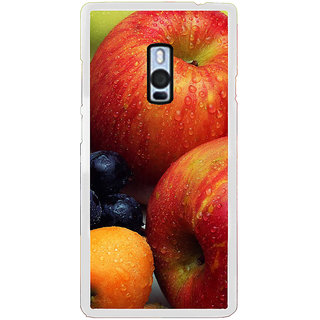 ifasho Fruits pattern Back Case Cover for OnePlus 2