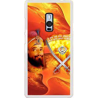ifasho Sikh Guru Gobind singh Back Case Cover for OnePlus 2