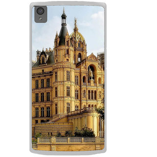ifasho Historic Place Back Case Cover for OnePlus X