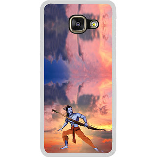 ifasho Lord Rama Back Case Cover for Samsung Galaxy A5 (2016)