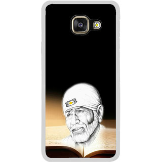 ifasho Sai baba Back Case Cover for Samsung Galaxy A5 (2016)