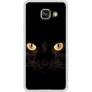 ifasho shining eyes of cat Back Case Cover for Samsung Galaxy A7 (2016)