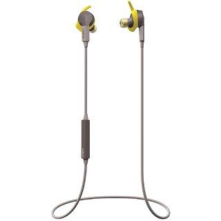 Jabra Sport Coach Wireless In-Ear Stereo Earbuds (Yellow) - JABRA1321