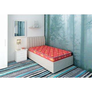 bellz single foam red mattress 4inch