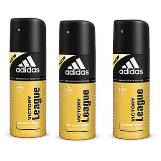 Adidas Deodorants 2 Victory League Of 150 ML Each (Set of 2) For Men