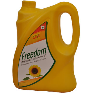 Freedom Sunflower Oil Jar, 5 L