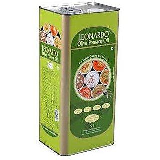 Leonardo Olive Oil Pomace, 5 L