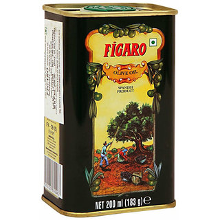 Figaro Pure Olive Oil Tin 200 Ml