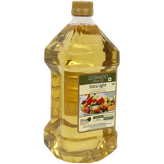 Leonardo Extralight Olive Oil 2 L