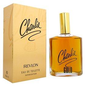 Revlon charlie Gold Edt of 100 ml