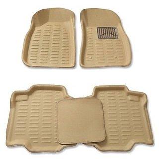 MP Car 3D Floor Mat For Tata Indica Vista