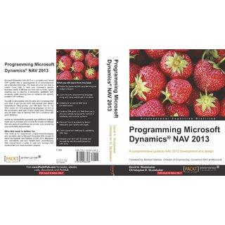 Programming Microsoft Dynamics NAV 2013