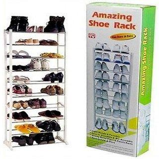 Amazing Shoe Rack 30 Pairs Amazing Shoe Storage 10 Tier Shoe Rack Organizer