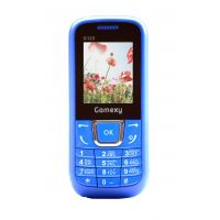 GAMEXY G123 Dual Sim Mobile Phone GSM+GSM With All Features (Blue)