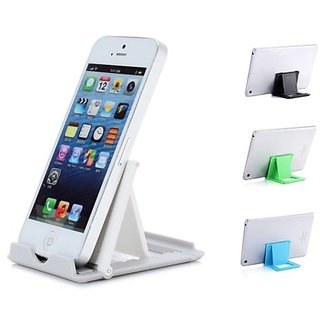 Universal Adjustable Foldable Mobile Phone Tablet Car Desk TableTop Stand Holder