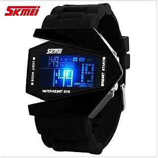 Skmei digital black watch