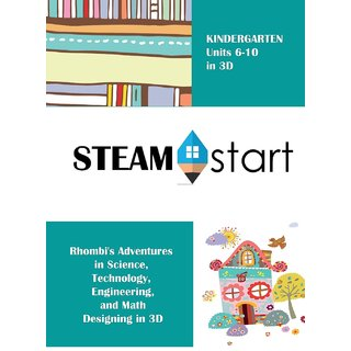 Steamstart 3D Kindergarten