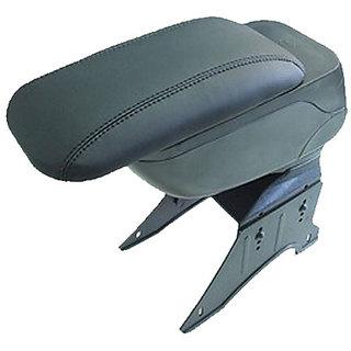 Universal Car Armrest Console Black