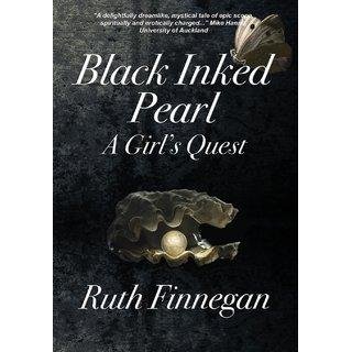 Black Inked Pearl