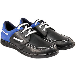 Yepme Casual Black With Blue Shoes