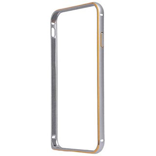 Bumper case for Samsung Galaxy on 5 (SILVER)