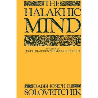 The Halakhic Mind