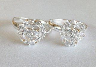 Toe Ring Pure Silver SDG065
